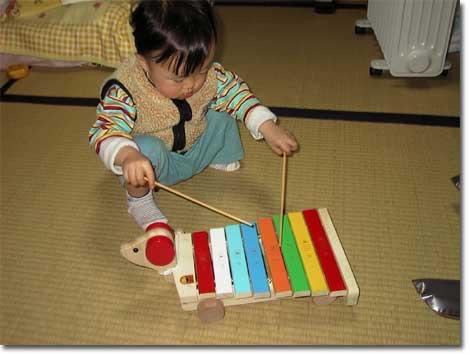 小さい時はこんなので遊んでいたなぁ(懐)