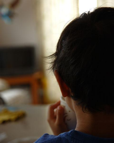 モシャモシャカズボンの朝  【フォトアルバムはこちら!】