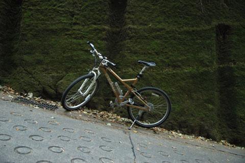 なんたる激坂・・・。銭洗い弁天~源氏山公園の坂道です。