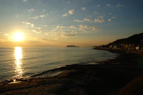 三浦半島山登りツアーは結構疲れました(^^) ようやくご近所まで戻ってきました。