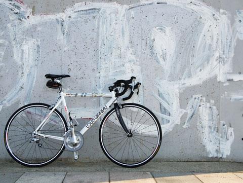 おいら2台目のスポーツバイク,LGS RHC号