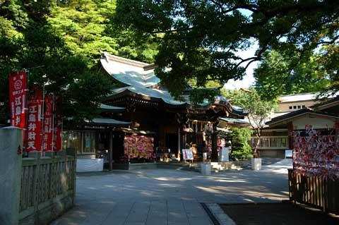 ようやくたどり着いた江ノ島神社。なにも自転車で来なくても・・・。