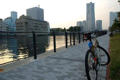 横浜の職場までLGS SIX号で行った時。このときもビックリされたなぁ・・・。