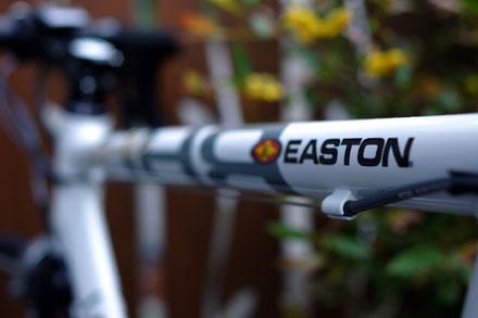 おいらのRHC号唯一の誇り,EASTON Eliteフレーム