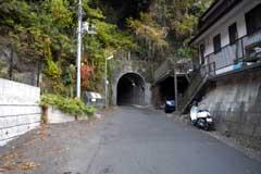 ついに出たぞ,打越トンネルだ!