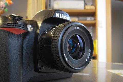 あっ,もちろんD70さんも忘れてはいません。やっぱりコレがメインカメラです♪