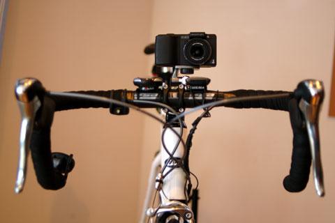 自転車の 自転車 車載カメラ 振動 : ... ! RHC号に車載カメラが登場