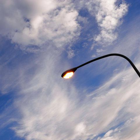 おいらは,なぜか「街灯」が好きです…。