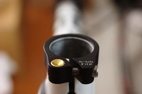 LGS RHC号の場合,31.8mmでちょうどぴったりでした。