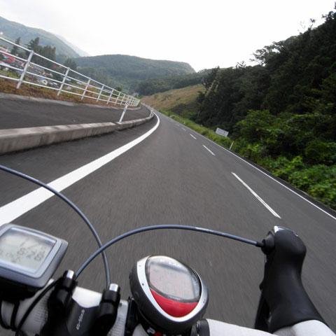 福島の実家を走るときも,余っていました。