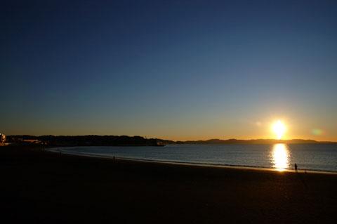 日の出が遅いので,こういうシーンにも出会いやすくなります(^^)