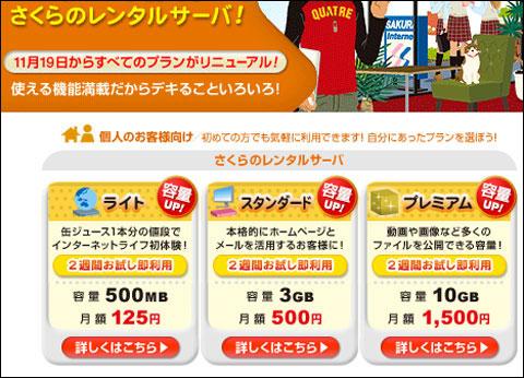 500MBで125円。べらぼうに安いじゃん……。