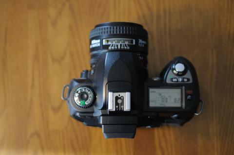 D70は,Nikkor AF35mmとの組み合わせがとても似合います。