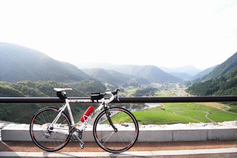 実家(福島)に帰っても山を登る。朝飯前に40km,バカだなぁ・・・。
