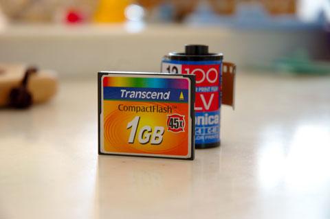 商業カメラマンの胃の痛みを救ったデジタル化。