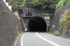 本当,トンネルだらけでした・・・。