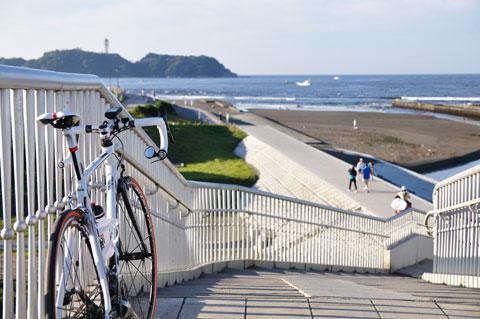 これは,土曜日の江ノ島。やっぱり,フォトポタが好きです(^^)