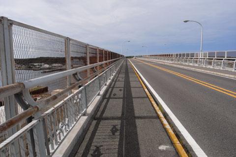 あとは,この長~い橋を渡るだけだ~(^^)