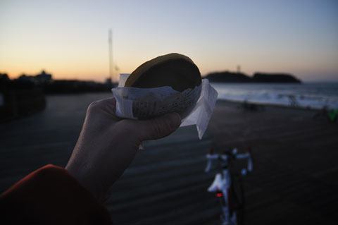 2011年初の朝ドラです♪ 本当はもっと温かいものが食べたいよ~(おでんとか)