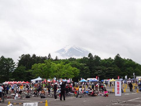 無事に帰ってきたよ~(^^) ありがとう,富士山!