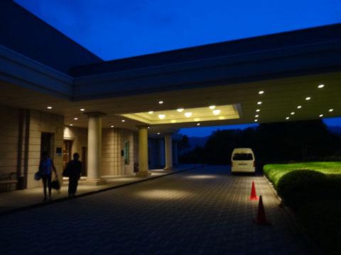 今年も,Noguさんのおかげで,立派なホテルでのんびりと過ごすことができました。