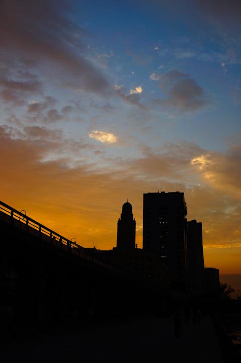 横浜税関(通称,クイーンの塔)