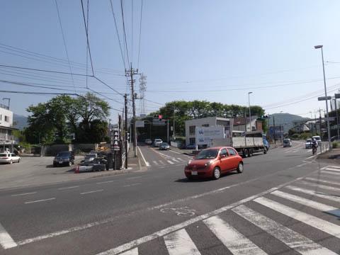 本人も分からなくなってきたけど,どれかの日の名古木交差点です。
