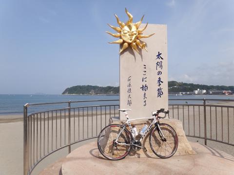 いつ来ても,逗子海岸はのどかで好きです。