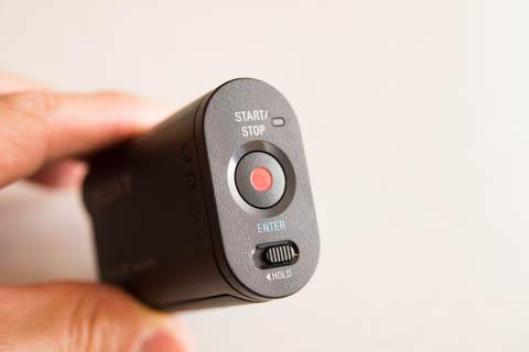 各種設定操作は面倒だけど,録画操作はボタンも大きくて分かりやすい(^^)