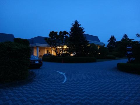 今年もNoguさん経営のホテル(うそ)に宿泊です。