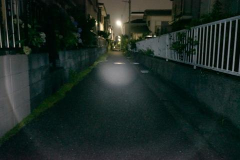 antarex SX7。ほんわかと照らします。十分な光量です。