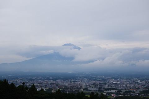 峠からの眺めは最高でした(^^)