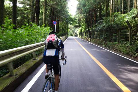 1kmでも先に,1mでも高くへ。いくつになってもライドは楽しい(箱根旧道激坂ライド)