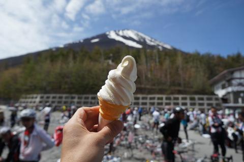 今年も,この場所で,このアイスを食べることができました(FHC2013)