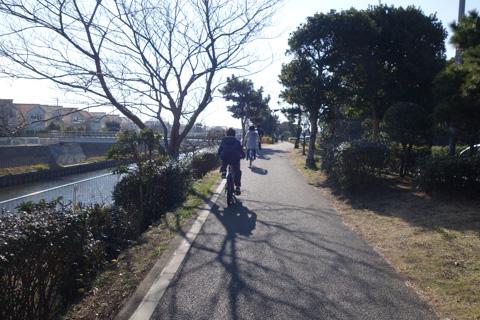 家族総出で,江ノ島へGO!