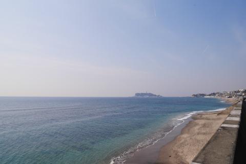 さて,海岸を走って,家に帰りましょう(^^)