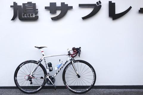 とりあえず,いつもの鎌倉一周コースで試してみました(^^)