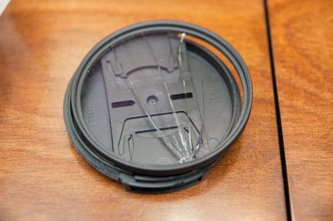 レンズ・カメラを守ってくれた保護フィルター,殉職 m(_ _)m
