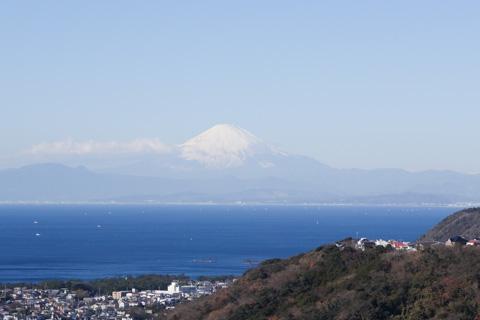 湘南国際村からの眺め。最高です・・・(^^)