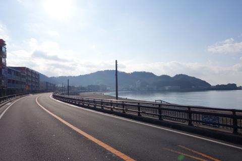 この時期の海辺ランは本当に爽やかで大好きです(^^)