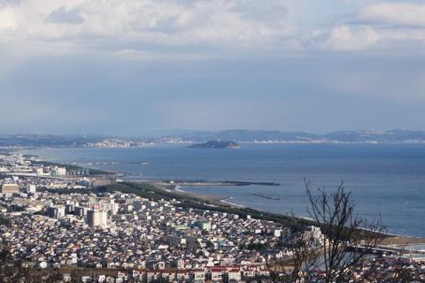 ほんでは,江の島目指して帰りましょう。約20kmです。