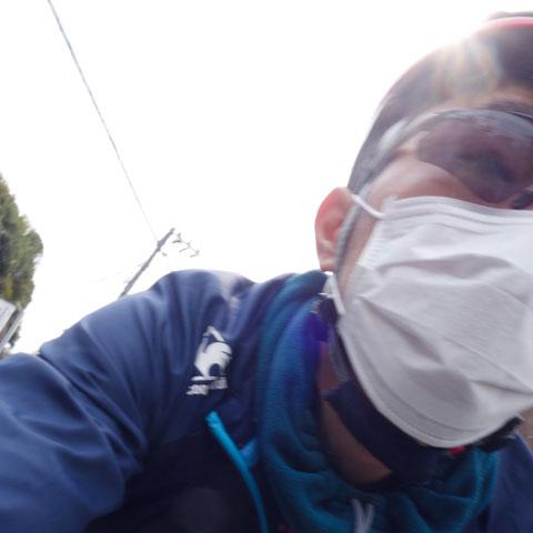 花粉症対策の「マスク」が,キツかった主要因かも(笑)