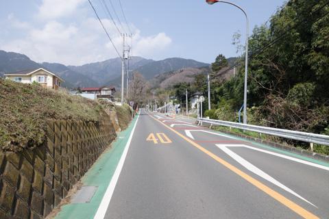 素晴らしい天気,素晴らしい上り坂!(^^)