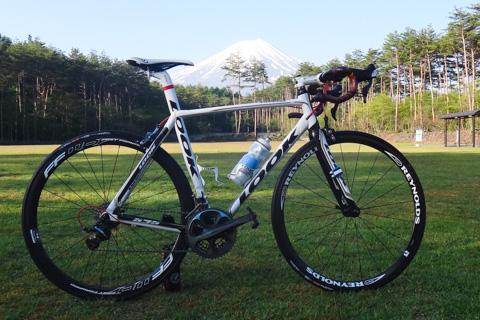 今週末はいよいよ富士山試走。データにとらわれず,自分と対話しながら走ろう!(身も蓋もないが)