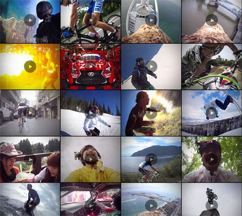 ダイビング,サーフィン,バンジー,モトクロス,ラリーカー。ロードバイクよりはるかに激しい使用例がたくさん載っているのですが・・・。