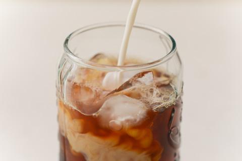 グラスが,マックでもらったコカコーラグラス,というところがいただけない・・・。