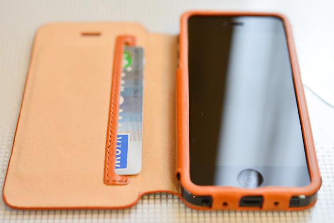 スイカを入れることができるので,NFCができないiPhoneでも「なんちゃってモバイルスイカ」できます。