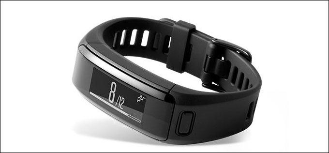 GARMINの腕時計型活動量計,vivosmart HR
