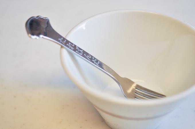 サラダ用の小皿です(^^)