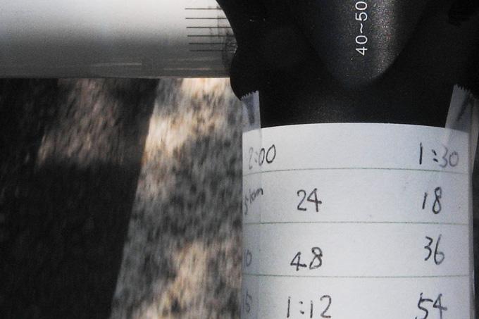 2009年,初の試走時の目標タイムは,なんと2時間!